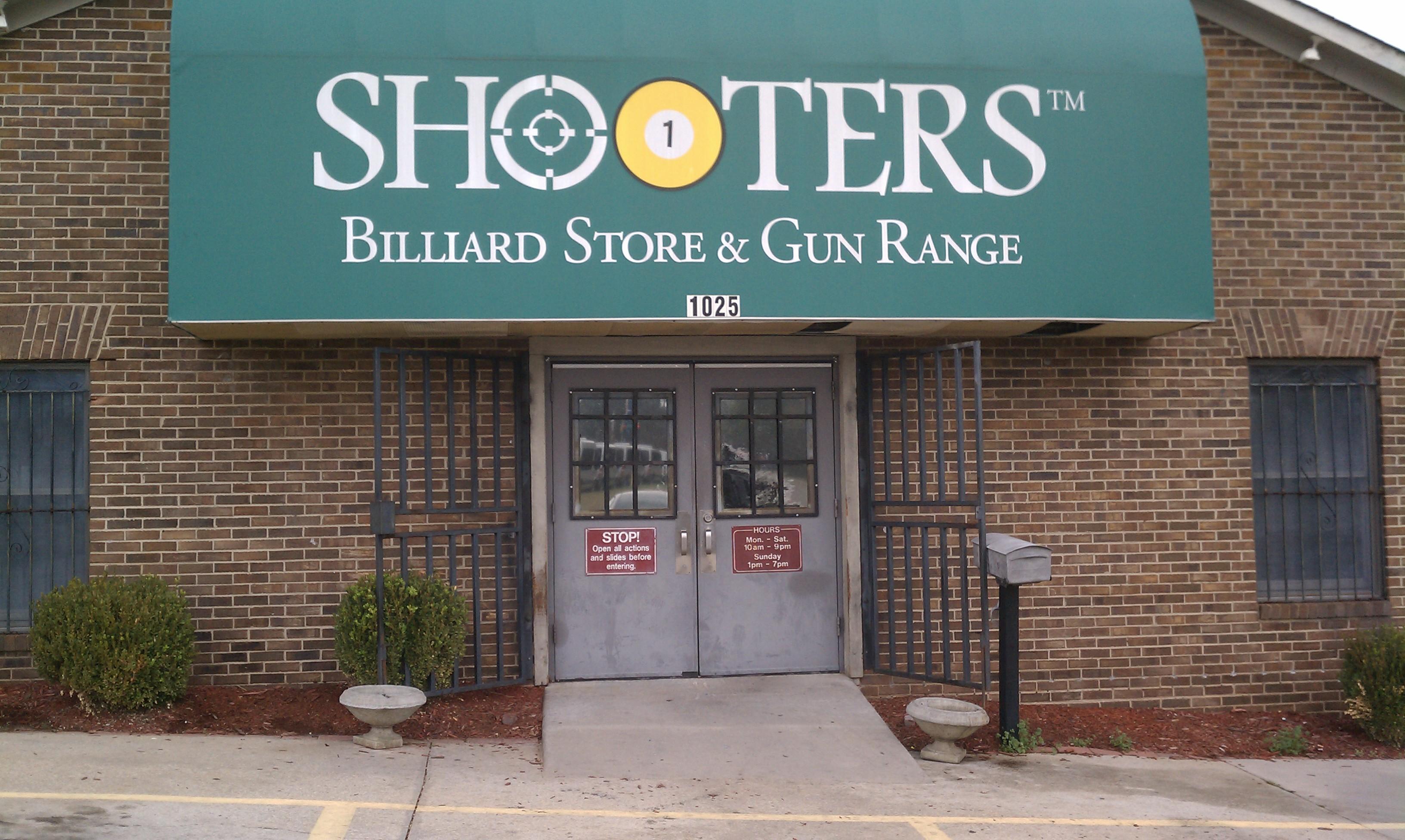 Shooters Indoor Range And Gun Shop